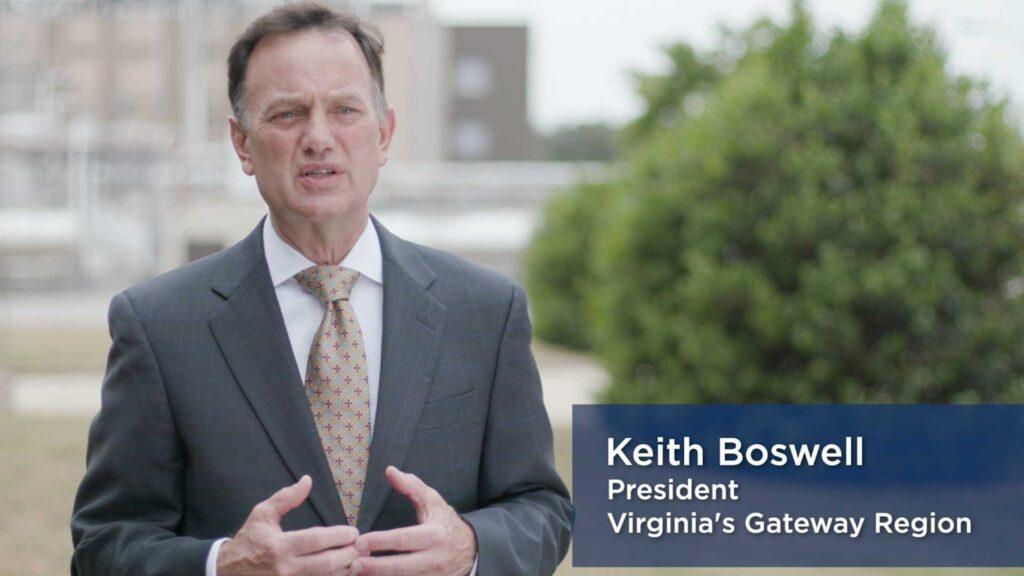 Keith Boswell, President, VGR